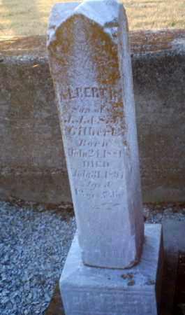 GILBERT, ALBERT H - Clay County, Arkansas   ALBERT H GILBERT - Arkansas Gravestone Photos
