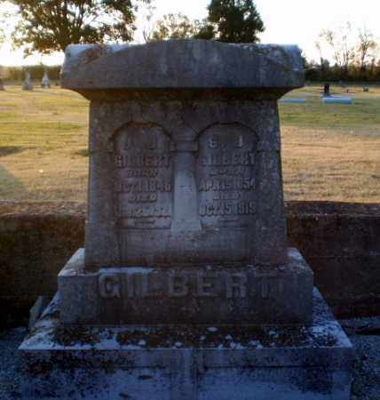 GILBERT, S.J. - Clay County, Arkansas | S.J. GILBERT - Arkansas Gravestone Photos