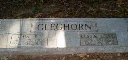 GLEGHORN, BESSIE ETHEL - Clay County, Arkansas | BESSIE ETHEL GLEGHORN - Arkansas Gravestone Photos