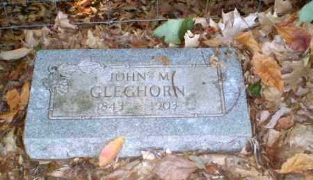 GLEGHORN, JOHN M - Clay County, Arkansas | JOHN M GLEGHORN - Arkansas Gravestone Photos