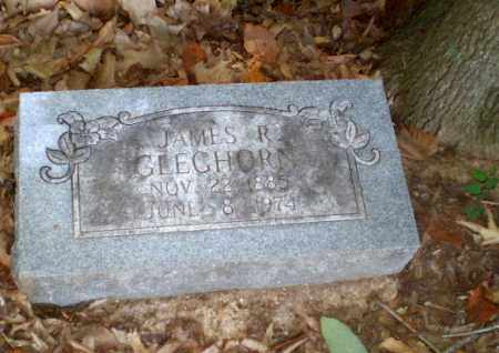 GLEGHORN, JAMES R - Clay County, Arkansas | JAMES R GLEGHORN - Arkansas Gravestone Photos