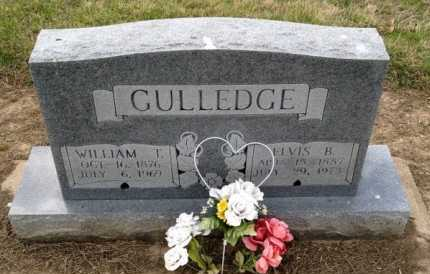 GULLEDGE, ELVIS R - Clay County, Arkansas   ELVIS R GULLEDGE - Arkansas Gravestone Photos