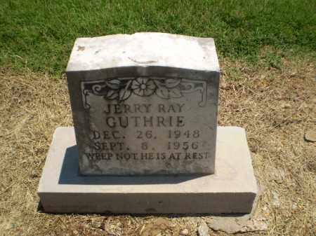 GUTHRIE, JERRY RAY - Clay County, Arkansas | JERRY RAY GUTHRIE - Arkansas Gravestone Photos