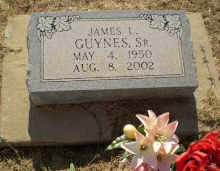 GUYNES, JAMES L - Clay County, Arkansas   JAMES L GUYNES - Arkansas Gravestone Photos