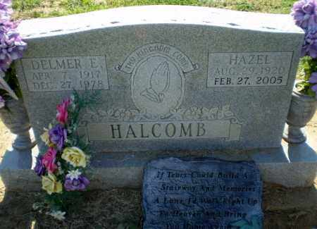 HALCOMB, HAZEL - Clay County, Arkansas   HAZEL HALCOMB - Arkansas Gravestone Photos