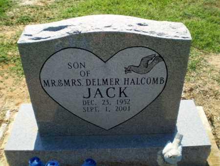 HALCOMB, JACK - Clay County, Arkansas   JACK HALCOMB - Arkansas Gravestone Photos