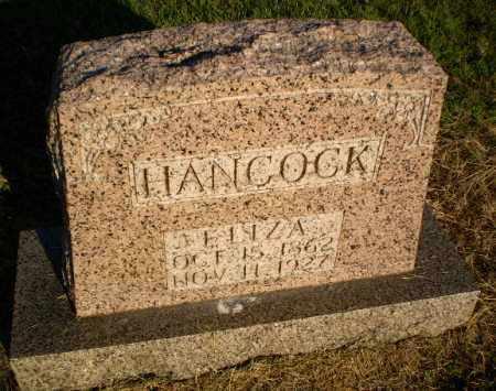HANCOCK, ELIZA - Clay County, Arkansas | ELIZA HANCOCK - Arkansas Gravestone Photos