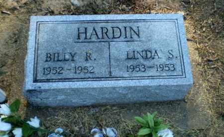 HARDIN, BILLY R - Clay County, Arkansas | BILLY R HARDIN - Arkansas Gravestone Photos