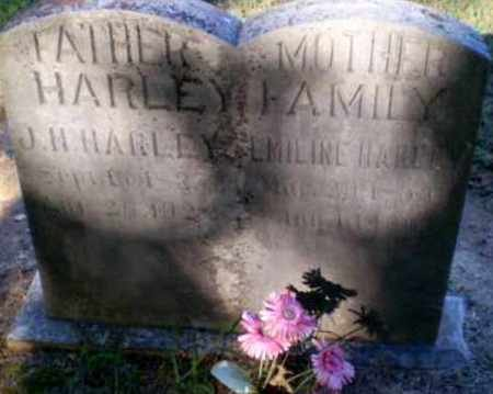 HARLEY, EMILINE - Clay County, Arkansas | EMILINE HARLEY - Arkansas Gravestone Photos
