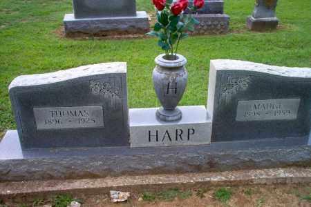 HARP, THOMAS - Clay County, Arkansas | THOMAS HARP - Arkansas Gravestone Photos