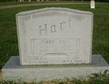 HART, JERRY PAUL - Clay County, Arkansas | JERRY PAUL HART - Arkansas Gravestone Photos
