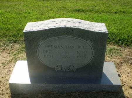 HARTWIG, HERMAN - Clay County, Arkansas   HERMAN HARTWIG - Arkansas Gravestone Photos