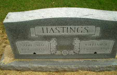 HASTINGS, WILLIAM C - Clay County, Arkansas | WILLIAM C HASTINGS - Arkansas Gravestone Photos