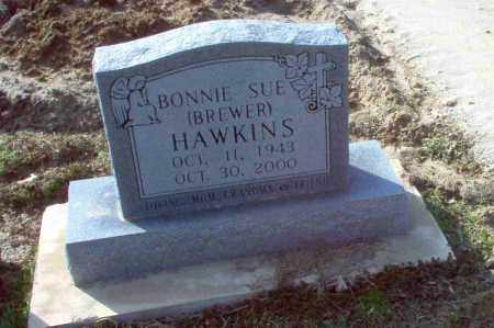 BREWER HAWKINS, BONNIE - Clay County, Arkansas | BONNIE BREWER HAWKINS - Arkansas Gravestone Photos