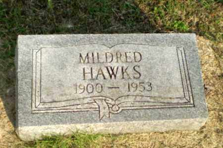 HAWKS, MILDRED - Clay County, Arkansas | MILDRED HAWKS - Arkansas Gravestone Photos