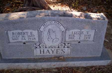 HAYES, ROBERT E - Clay County, Arkansas | ROBERT E HAYES - Arkansas Gravestone Photos