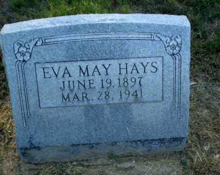 HAYS, EVA MAY - Clay County, Arkansas | EVA MAY HAYS - Arkansas Gravestone Photos
