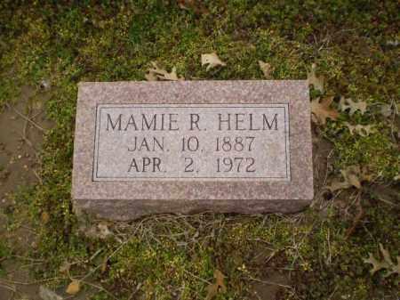 HELM, MAMIE R. - Clay County, Arkansas | MAMIE R. HELM - Arkansas Gravestone Photos