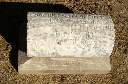 HOLFORD, JESSEY - Clay County, Arkansas | JESSEY HOLFORD - Arkansas Gravestone Photos