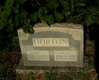 HORTON, HUMPHREY A - Clay County, Arkansas | HUMPHREY A HORTON - Arkansas Gravestone Photos