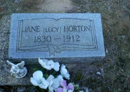HORTON, JANE - Clay County, Arkansas | JANE HORTON - Arkansas Gravestone Photos