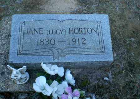HORTON, JANE - Clay County, Arkansas | JANE HORTON - Arkansas Gravestone Photos