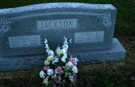 JACKSON, CHARLES A - Clay County, Arkansas | CHARLES A JACKSON - Arkansas Gravestone Photos