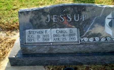 JESSUP, STEPHEN F - Clay County, Arkansas | STEPHEN F JESSUP - Arkansas Gravestone Photos