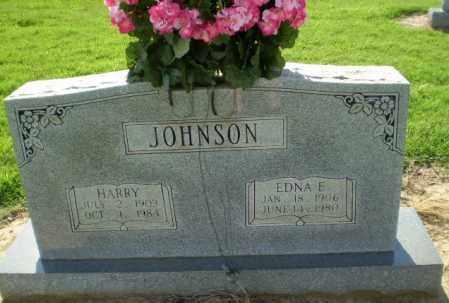 JOHNSON, HARRY - Clay County, Arkansas | HARRY JOHNSON - Arkansas Gravestone Photos