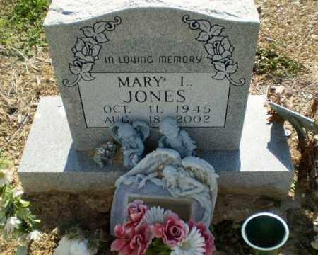 JONES, MARY L - Clay County, Arkansas   MARY L JONES - Arkansas Gravestone Photos