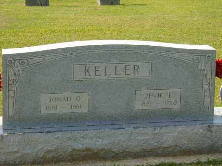 KELLER, JONAH OSCAR - Clay County, Arkansas | JONAH OSCAR KELLER - Arkansas Gravestone Photos