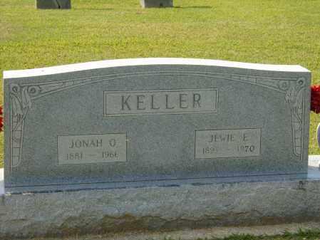 KELLER, JEWIE ESTER - Clay County, Arkansas | JEWIE ESTER KELLER - Arkansas Gravestone Photos