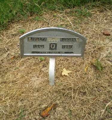 KISSEE, JOSEPH - Clay County, Arkansas | JOSEPH KISSEE - Arkansas Gravestone Photos