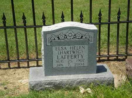LAFFERTY, ELSA HELEN - Clay County, Arkansas | ELSA HELEN LAFFERTY - Arkansas Gravestone Photos