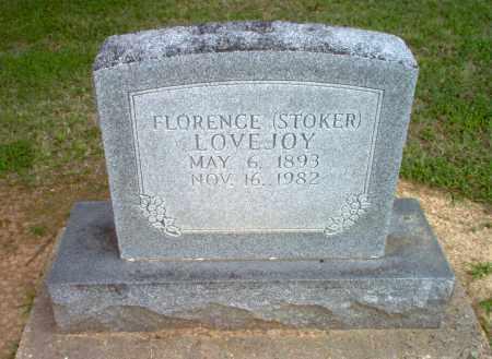 STOKER LOVEJOY, FLORENCE - Clay County, Arkansas | FLORENCE STOKER LOVEJOY - Arkansas Gravestone Photos