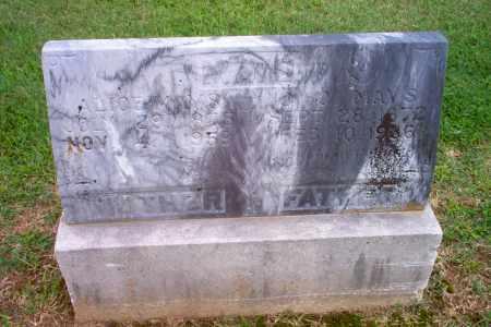 MAYS, C.O. - Clay County, Arkansas | C.O. MAYS - Arkansas Gravestone Photos