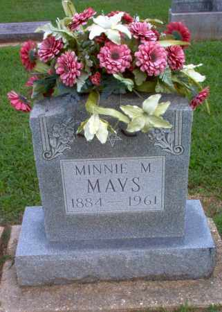 MAYS, MINNIE M - Clay County, Arkansas | MINNIE M MAYS - Arkansas Gravestone Photos
