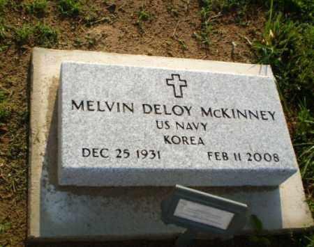 MCKINNEY  (VETERAN KOR), MELVIN - Clay County, Arkansas | MELVIN MCKINNEY  (VETERAN KOR) - Arkansas Gravestone Photos