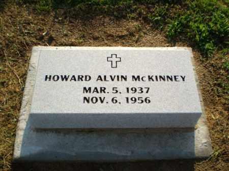 MCKINNEY, HOWARD ALVIN - Clay County, Arkansas   HOWARD ALVIN MCKINNEY - Arkansas Gravestone Photos