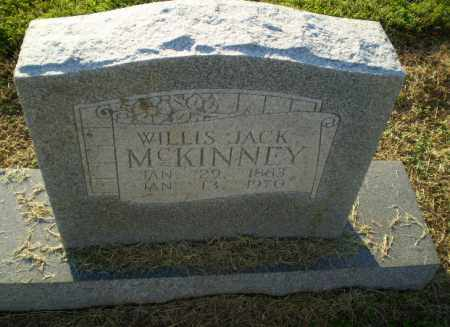 MCKINNEY, WILLIS JACK - Clay County, Arkansas | WILLIS JACK MCKINNEY - Arkansas Gravestone Photos