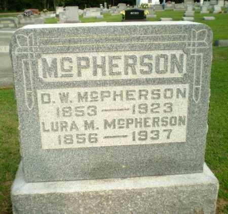 MCPHERSON, D.W. - Clay County, Arkansas | D.W. MCPHERSON - Arkansas Gravestone Photos