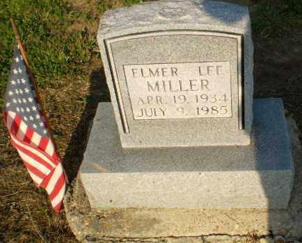 MILLER, ELMER LEE - Clay County, Arkansas   ELMER LEE MILLER - Arkansas Gravestone Photos