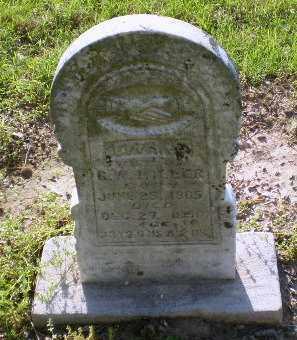 MILLER, G W - Clay County, Arkansas   G W MILLER - Arkansas Gravestone Photos