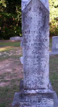 MILLER, MARTHA J - Clay County, Arkansas | MARTHA J MILLER - Arkansas Gravestone Photos