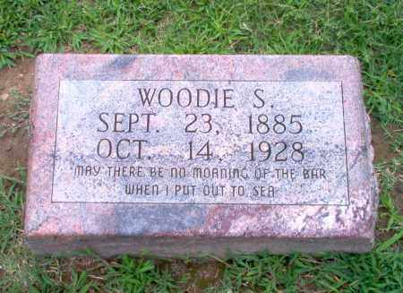 MOON, WOODIE S - Clay County, Arkansas | WOODIE S MOON - Arkansas Gravestone Photos