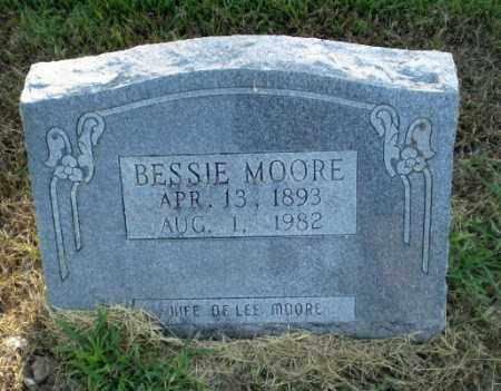 MOORE, BESSIE - Clay County, Arkansas | BESSIE MOORE - Arkansas Gravestone Photos