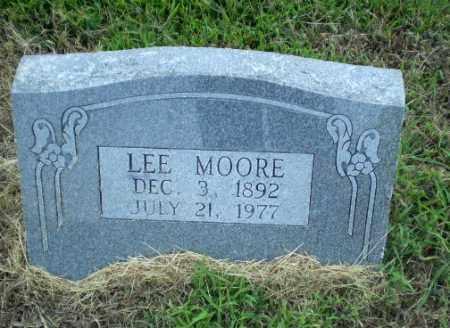 MOORE, LEE - Clay County, Arkansas | LEE MOORE - Arkansas Gravestone Photos