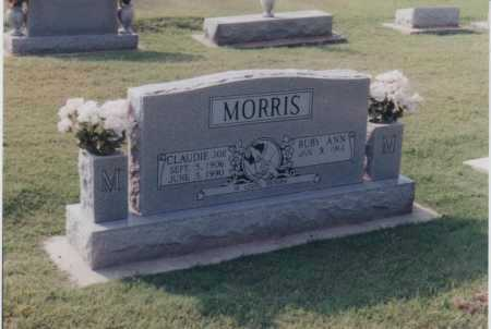 "MORRIS, CLAUDIE""JOE"" - Clay County, Arkansas | CLAUDIE""JOE"" MORRIS - Arkansas Gravestone Photos"