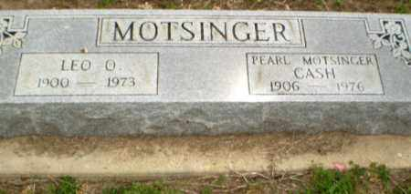 CASH, PEARL MOTSINGER - Clay County, Arkansas | PEARL MOTSINGER CASH - Arkansas Gravestone Photos