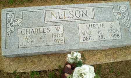 NELSON, CHARLES W - Clay County, Arkansas | CHARLES W NELSON - Arkansas Gravestone Photos